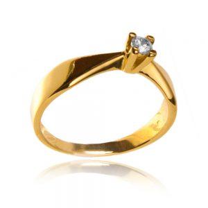 Zaročni prstan 14