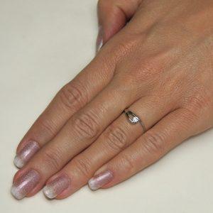 Zaročni prstan 4-2