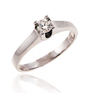 Zaročni prstan 48 - briljant