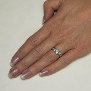 Zaročni prstan 2-2