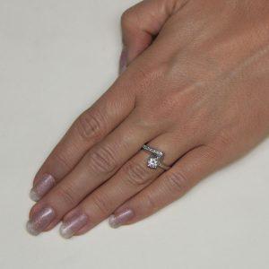 Zaročni prstan 28-2