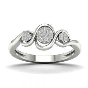 Zaročni prstan 72 - briljant