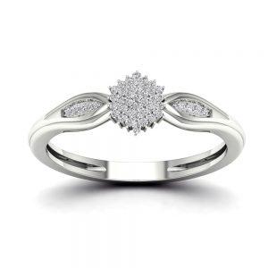 Zaročni prstan 73 - briljant
