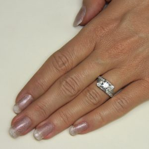 Zaročni prstan 27-2