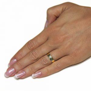 Poročni prstani 5-2