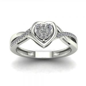 Zaročni prstan 76 - briljant