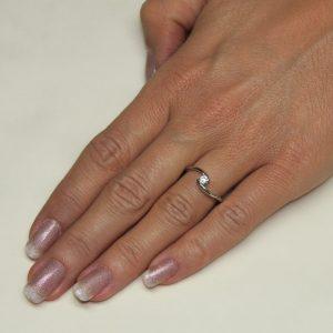 Zaročni prstan 64-2