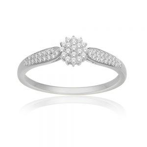 Zaročni prstan 44 - briljant