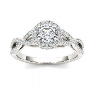 Zaročni prstan 59  - briljant