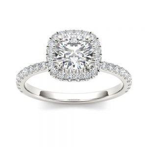 Zaročni prstan 57  - briljant