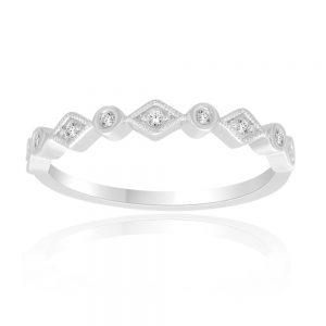 Zaročni prstan 60  - briljant