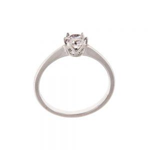 Zaročni prstan 52 - diamant-2