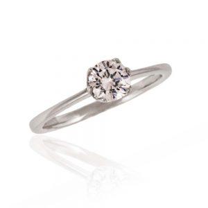 Zaročni prstan 52 - diamant