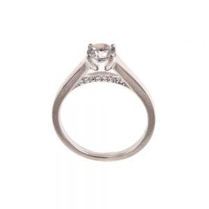 Zaročni prstan 56 - briljant-2
