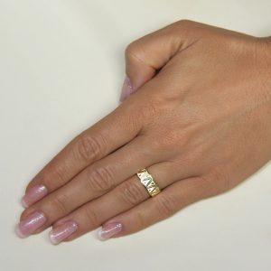 Poročni prstani 155-2