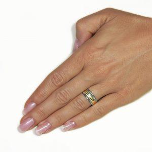 Poročni prstani 161-2