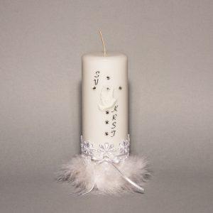 Sveča za krst 12