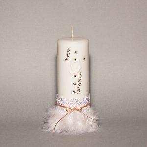 Sveča za krst 14