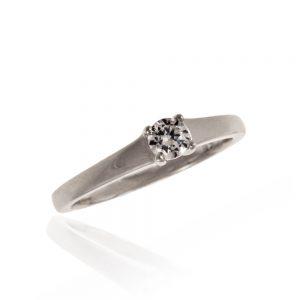 Zaročni prstan 50 - briljant