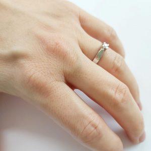 Zaročni prstan 6-2