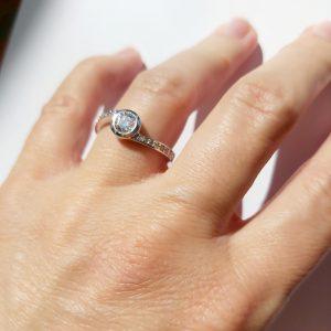 Zaročni prstan 16-2