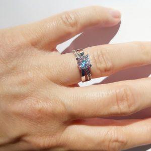 Zaročni prstan 24-2
