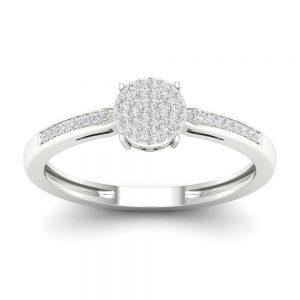 Zaročni prstan 42 - briljant