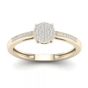 Zaročni prstan 41 - briljant