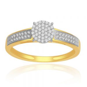 Zaročni prstan 39 - briljant